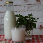 selbst gemachte Milchreis